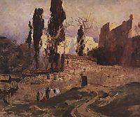 Constantinople , 1882, polenov