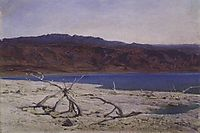 Dead Sea, 1882, polenov