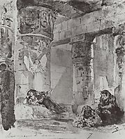Dungeon, 1880, polenov