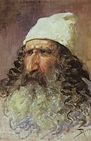 The head of the Pharisee, 1884, polenov