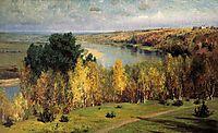 Indian summer, 1893, polenov