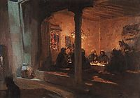 Lord-s Supper, polenov