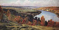 Oka Valley, 1902, polenov