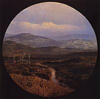 The river valley in Bulgaria, 1883, polenov