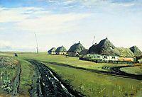 The road near the village, 1877, polenov