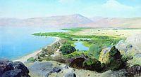 Sea of Galilee, c.1885, polenov