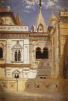 Terem Palace. Exterior., 1877, polenov
