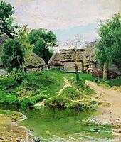 Turgenevo Village, 1885, polenov