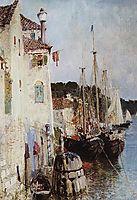 Venice, 1896, polenov