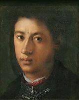 Alessandro de- Medici, c.1535, pontormo