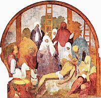 Lamentation, 1525, pontormo