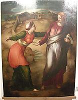 Noli Me Tangere, 1532, pontormo
