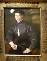 Portrait of Ugolino Martelli, pontormo