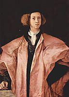 Portrait of a Young Man (Alessandro de Medici ), c.1526, pontormo