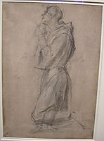 Saint Francis, 1517, pontormo