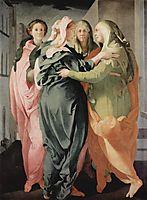 Visitation, c.1529, pontormo
