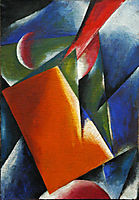 Architectonic Painting, popova