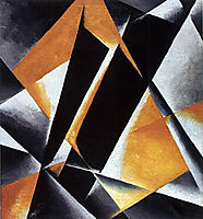 Dramatic Architecture, popova