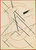 Lineare Composition, popova