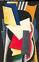 Still Life with Instruments, 1916, popova