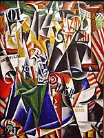 The Traveler , c.1916, popova