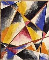 Untitled Compositions, c.1916, popova