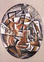 Violin, 1915, popova