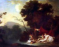Leda e o Cisne, 1798, portuense