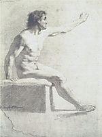 Modelo masculino, 1792, portuense