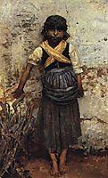 Cansada, 1882, pousao