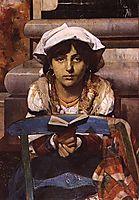 Cecilia, 1882, pousao