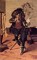 Esperando o sucesso, 1882, pousao