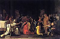 Confirmation, 1645, poussin