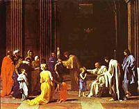 The Confirmation, 1649, poussin