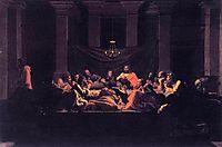 Eucharist, 1637, poussin