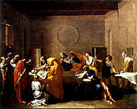 Extreme Unction, 1640, poussin