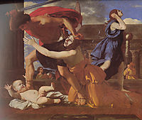 The Massacre of the Innocents, 1629, poussin