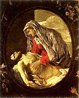 Pieta, 1627, poussin