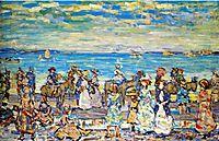 Opal Sea, c.1910, prendergast