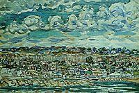 St. Malo, c.1907, prendergast