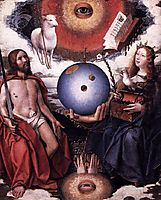 Allegory of Christianity, 1515, provoost