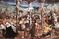 Crucifixion, 1500, provoost