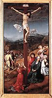 Crucifixion, c.1500, provoost