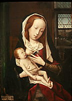 Virgin Giving Breast, provoost