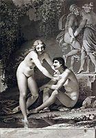 Daphnis and Chloe, 1802, prudhon