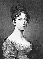 Elisa Bonaparte, Napoleon-s eldest sister, prudhon
