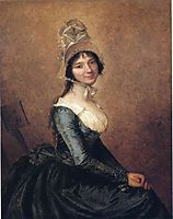 Madame Copia, 1792, prudhon