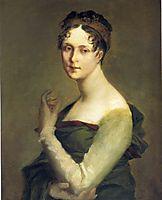 Portrait of Josephine de Beauharnais, 1800, prudhon