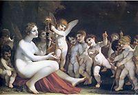 The Torch of Venus , prudhon