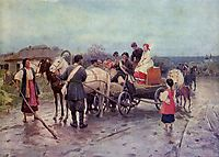 Buying out the Bride, pymonenko